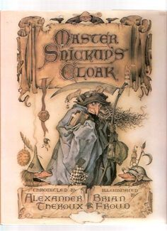 Brian Froud illustrations...I own this it is Beautiful!!!