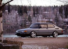 bolt wheels on a Saab that was unexpected! What do you think of the Aero wheels on the Saab Automobile, Saab Turbo, Saab 900, Swedish Style, Dream Machine, Volvo, Cars And Motorcycles, Vintage Cars, Cool Cars