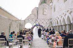 Amalfi Coast Celebration — Sarah & Jeremy