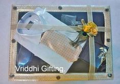 Ideas For Wedding Gifts Indian Beautiful Ideas For Wedding Gifts Indian Beautiful, Wedding Gift Wrapping, Wedding Gift Boxes, Diy Wedding, Wedding Hamper, Wedding Goals, Trendy Wedding, Garden Wedding, Wedding Ideas, Indian Wedding Gifts