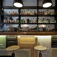 Bobby Gin Cocktail Bar by Normal « IREMOZN- CAFE & BAR & RESTAURANT DESIGN