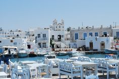 Color Inspiration- Paros