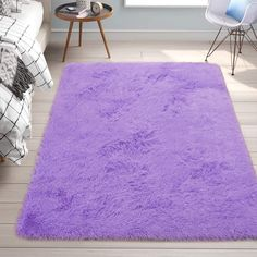 Living Room Photos, Living Room Bedroom, Rugs In Living Room, Carpet Mat, Clearance Rugs, Fluffy Rug, Large Area Rugs, Cool Rooms, Shaggy
