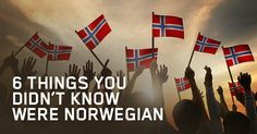 Norway is perhaps one of the most beautiful countries on earth, but culturally it sometimes gets overshadowed by its neighbour to the east, Sweden. Like Denmark, Norway is a small country with more than their fair share of contributions to the world. Here are six things you didn't know were Norwegian. Roald Dahl Many of […]