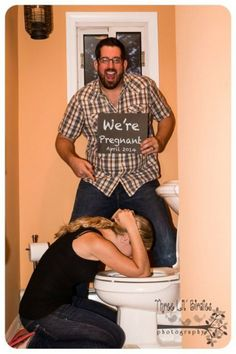 Funny and Unique Baby Announcement Pictures