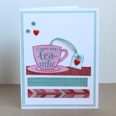 Hello and welcome aboard our Stamp of the Month Australasian Close to My Heart Blog Hop. If you have arrived here from Kara then you a...