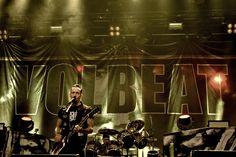 Volbeat @ Lowlands 2014