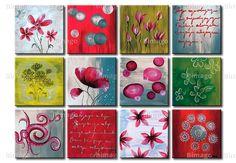 Floral abstract art (www.bimago.com)
