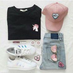 Imagem de fashion, style, and unicorn