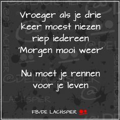 Funny Qoutes, Funny Quotes About Life, Dutch Quotes, One Liner, Good Thoughts, Cool Words, Sarcasm, Best Quotes, Lyrics