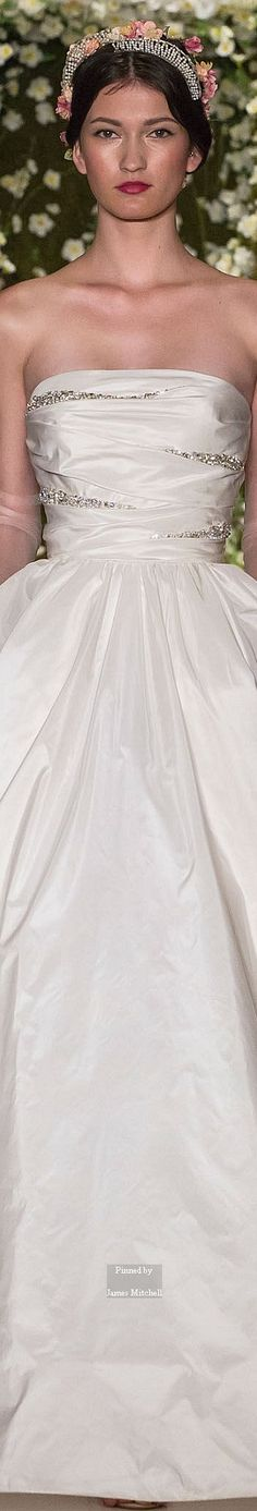 Reem Acra Bridal Fall-winter 2015-2016
