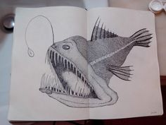 Abyss fish