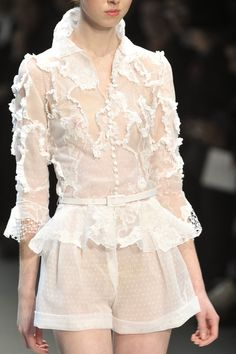 Christophe Josse  Spring 2010, Couture