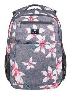 Here You Are - Medium backpack 191274713229 Black School Bags, Cool School Bags, Travel Backpack, Backpack Bags, Fashion Backpack, Duffle Bags, Roxy Backpacks, School Backpacks, Luggage Bags