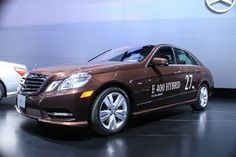 Mercedes-Benz E400 Hybrid from http://hgm.me/yCTsUC