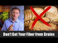 Dont Get Your Fiber from Grains
