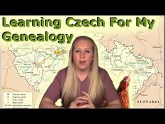 Episode 6 – Learning Czech For My Genealogy | Random Considerations