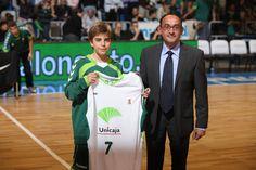 Apostamos por el deporte. El deporte es vida. Campañas promocionales en UNICAJA Liga ACB y Euroliga.