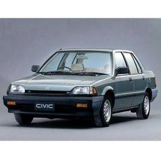 1986 Honda Civic Wonder SB4
