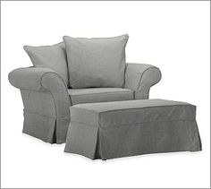 The is the reading chair I'm looking for....now how do I get it with some COLOR?!
