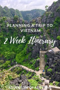 Planning a trip to Vietnam? Here is a complete step by step 2 week itinerary for… Planning a trip to Vietnam? Here is a complete step by step 2 week itinerary for Vietnam. Accommodation suggestions and daily activity guide is… Continue Reading → - Vietnam Travel Guide, Asia Travel, Solo Travel, Travel Trip, Beach Travel, Budget Travel, Cool Places To Visit, Places To Travel, Travel Things