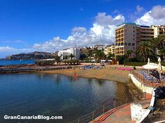 Have you ever visited Arguineguin? It's a small (ish) fishing village with a really cool natural pool at Playa la Lajilla known to locals as Costa Alegre.  This photo was taken on 20th October 2015 and it was so hot! The atmosphere was great as swimmers were enjoying the calm waters created by the …