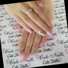 Mani Pedi, Pedicure, Wow Nails, Long Nail Art, Christmas Nail Art, Perfect Nails, Nail Arts, Nail Designs, Hair Beauty