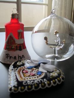 Adding to someone's collection of ornaments makes a personalized gift.