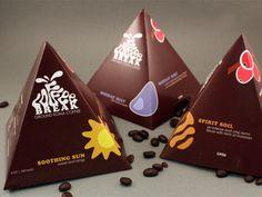 Coffee Break.   Coffee packaging fun.