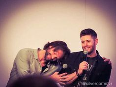 Jensen  and  Jared   brotherly  love