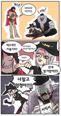 Overwatch Comic, Overwatch Fan Art, Genji And Hanzo, Pastel Goth Art, Team Fortess 2, Girls Frontline, Funny Games, Best Memes, League Of Legends