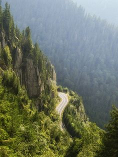 Transfagarasan, Romania