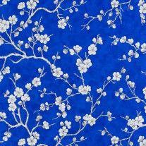 Sherle Wagner Ming Blossom Wallpaper