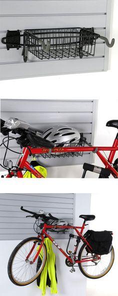 Single Bike Hook For Slatwall Or Wire Mesh Panels Bike holder for ...