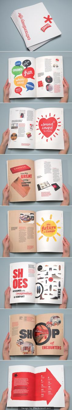 Strategy Design and Advertising. Camper