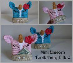 Crochet Dinosaur, Crochet Unicorn, Crochet Gifts, Crochet Toys, Crochet Baskets, Minion Crochet Patterns, My Little Pony Unicorn, Selling Crochet, Diaper Cover Pattern
