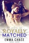 Review: Royally Matched   Royally Matched by Emma Chase My rating: 5 of 5 stars  Emma Chase is a romantic comedy rock star!!! Every single time I read her books I fall a little more in love with her!  In this second book of the Royally series.. we get the story of lovely Prince Henry! Ok the bratty spoiled Princelol. He is a handful! Thrust into the role of heir to the throne thanks to his lovely older brother abdicating his seat for true love! Prince Henry in no way or fashion wanted the…