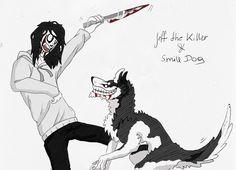 Jeff and SmileDog by KristopherArtworks on DeviantArt