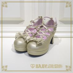 Baby, the stars shine bright Honey cross shoes