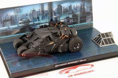 CK-Modelcars - BAT2005#3: Batmobile aus dem Film Batman Begins 2005 schwarz 1:43 Ixo AltayaHersteller: Ixo Maßstab: 1:43 Fahrzeug: Batmobile Serie: Film Batman Begins Baujahr: 2005 Artikelnummer: BAT2005#3 Farbe: schwarz