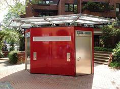 Automatic Public Toilets