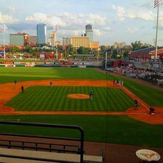 Arkansas travelers game! Box suite seats.