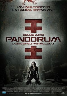 Pandorum - L'universo parallelo - Locandina