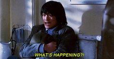 <p>Friend: What's Supernatural?</p>  <p>Me:</p>