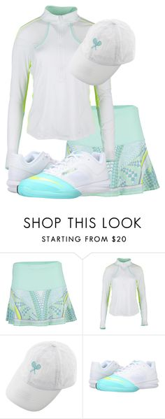 """#1"" by lsstennis449 ❤ liked on Polyvore featuring NIKE"