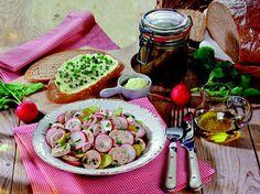 Bayerischer Weißwurst-Radieschen-Salat und 87.000 weitere Rezepte entdecken auf DasKochrezept.de