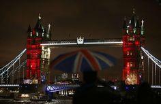 EN IMAGES. Attentats à Paris : de Sydney à Rio, l'hommage mondial