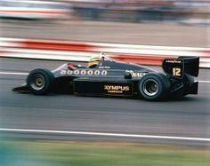 Ayrton Senna (Lotus 97T) - British Grand Prix - 1985