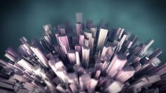 // Cinema 4D Experiments - Matthew DiVito // MOTION // GRAPHIC // DESIGN