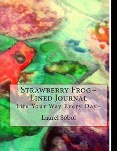 Frogs Hop Away | The Fine Art and Poetry Book Galleria by Laurel Sobol